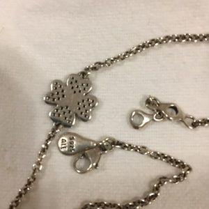 Pandora Jewelry - Pandora clover bracelet.